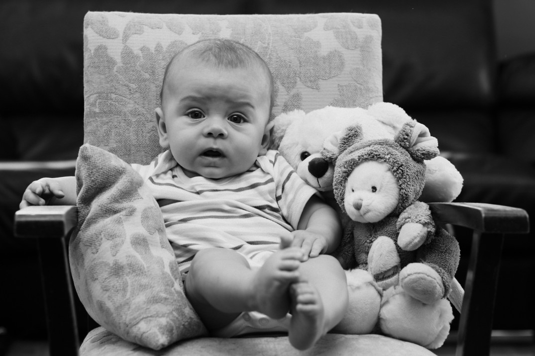 Baby portrait photography Bracknell